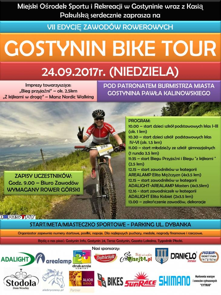VII Gostynińskie Bike Tour