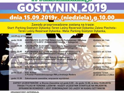 Gostyniński Bike Tour